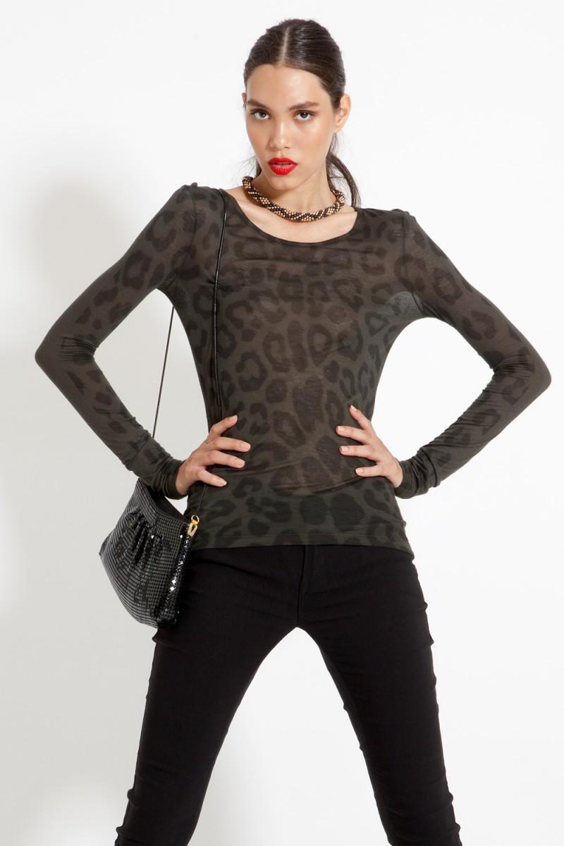 Blusa Cat STELLA MCCARTNEY (VENDIDA)