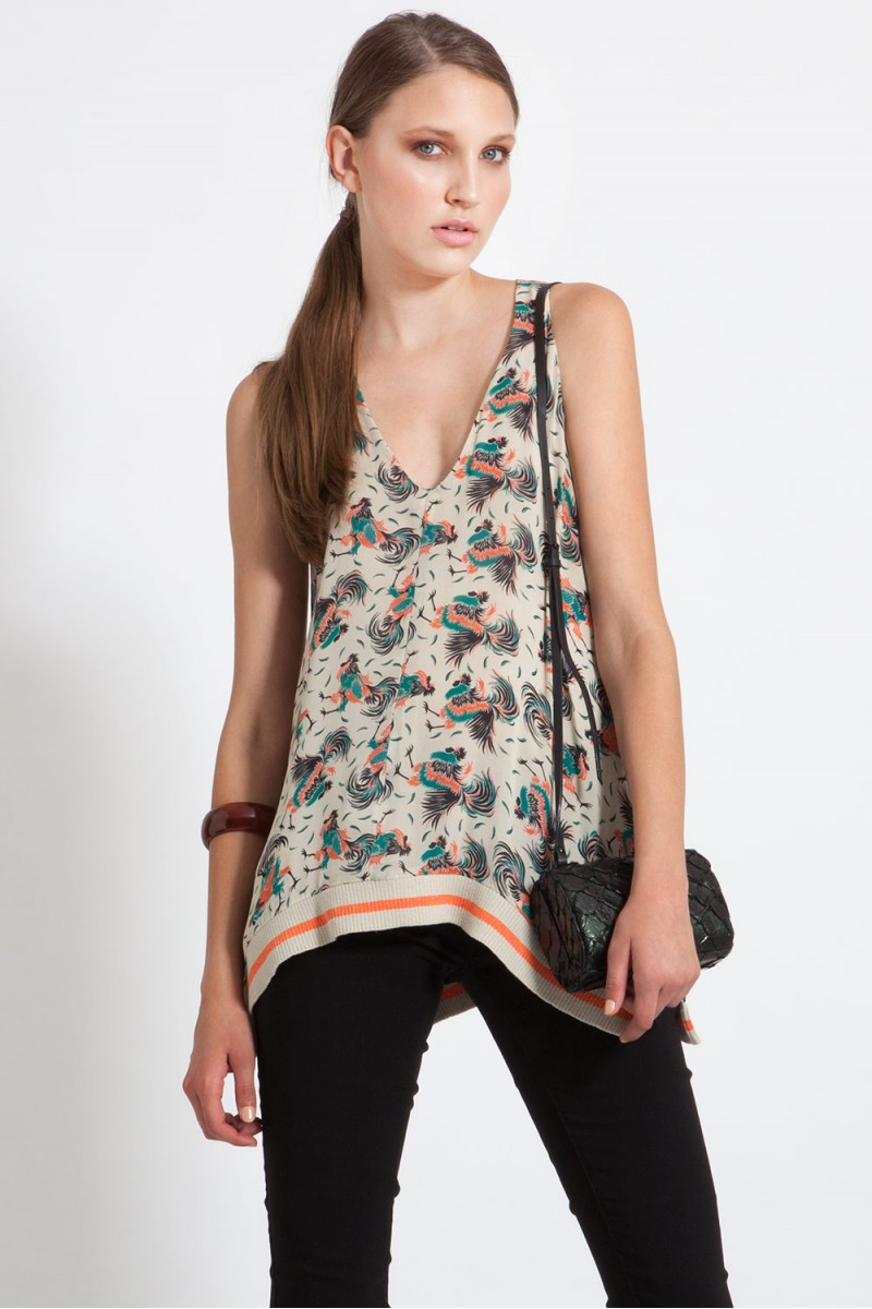 Blusa Funny ANIMALE