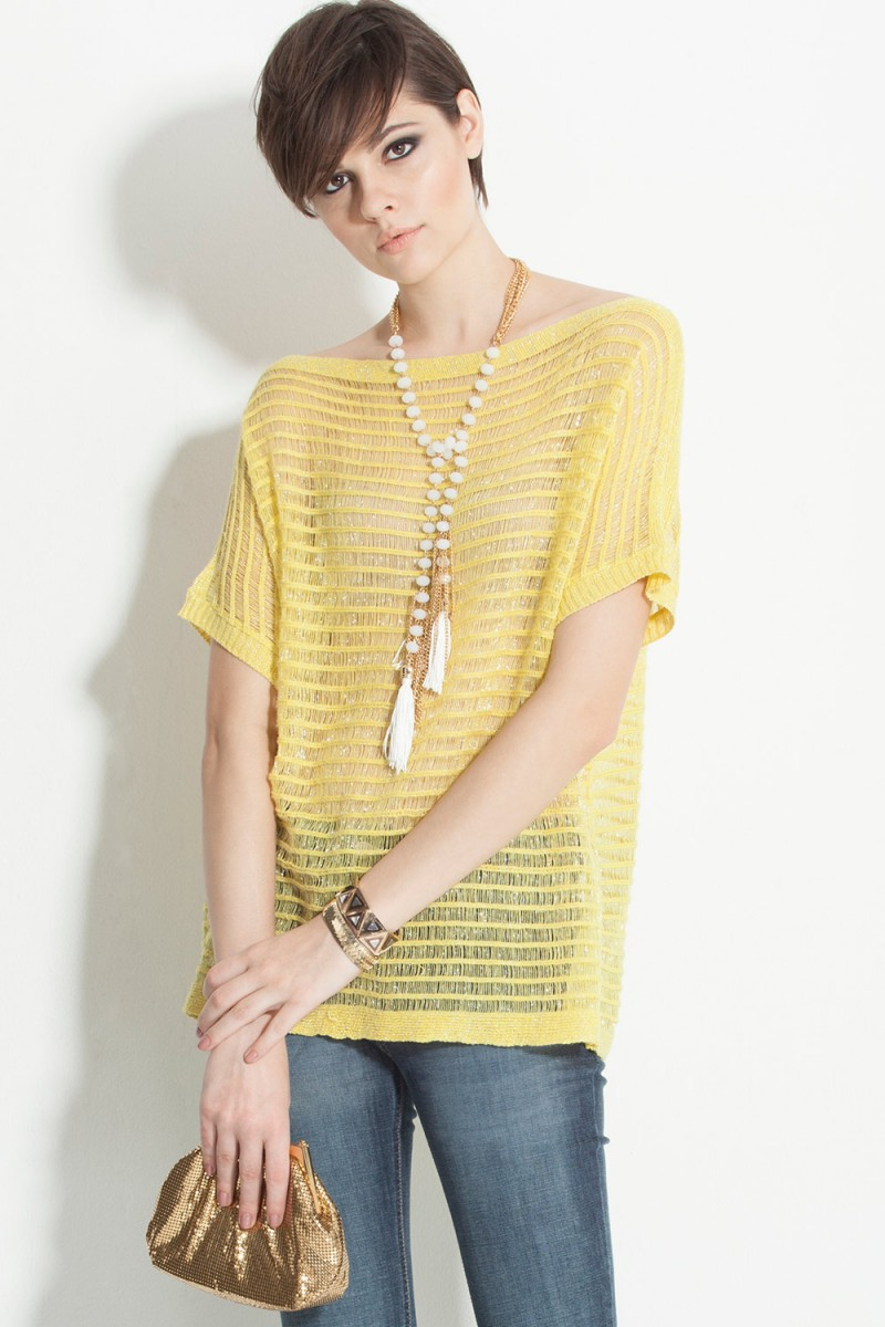 Blusa Omelete Chic