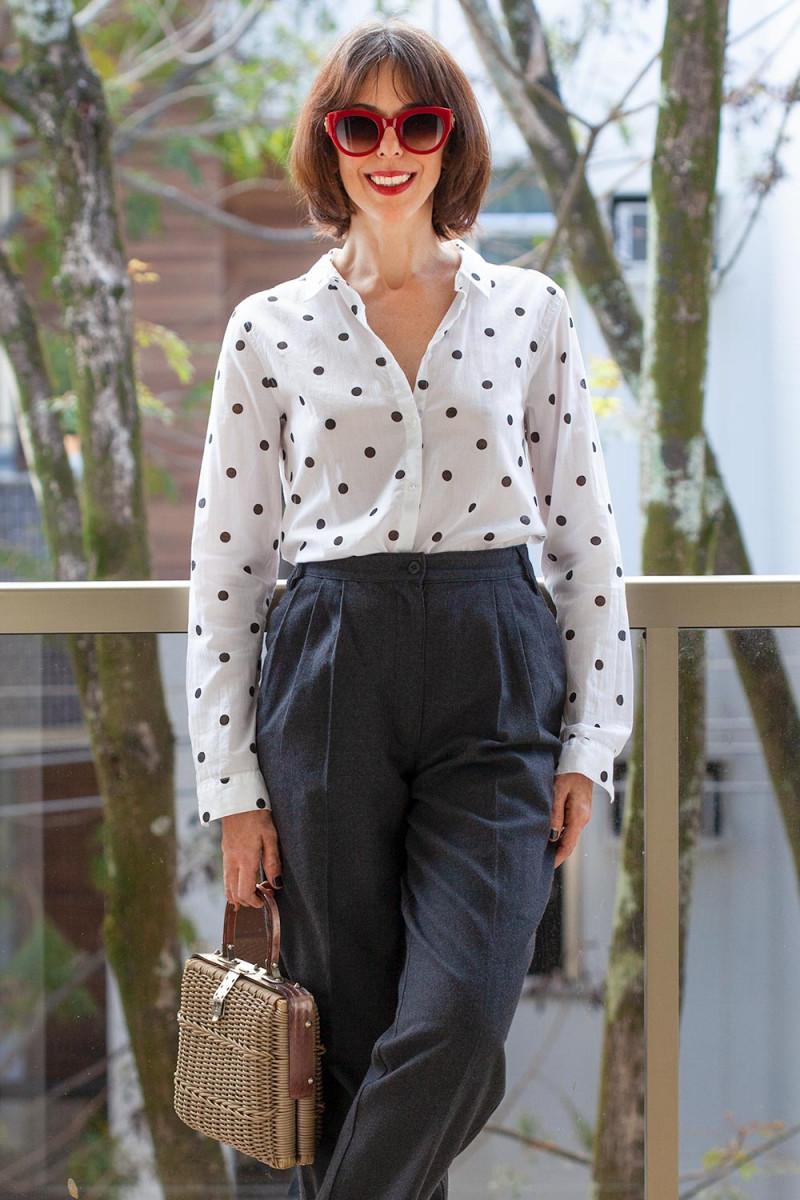 Camisa Darling H&M
