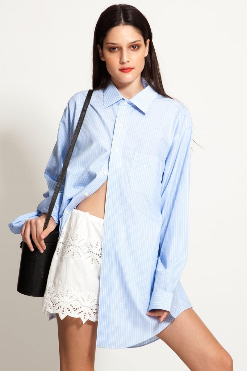 Camisa Oversize Mania (VENDIDA)
