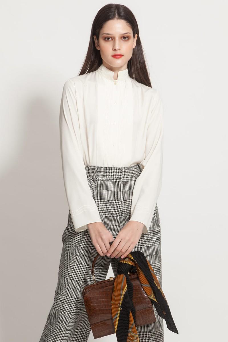 Camisa Vintage Chic LANVIN