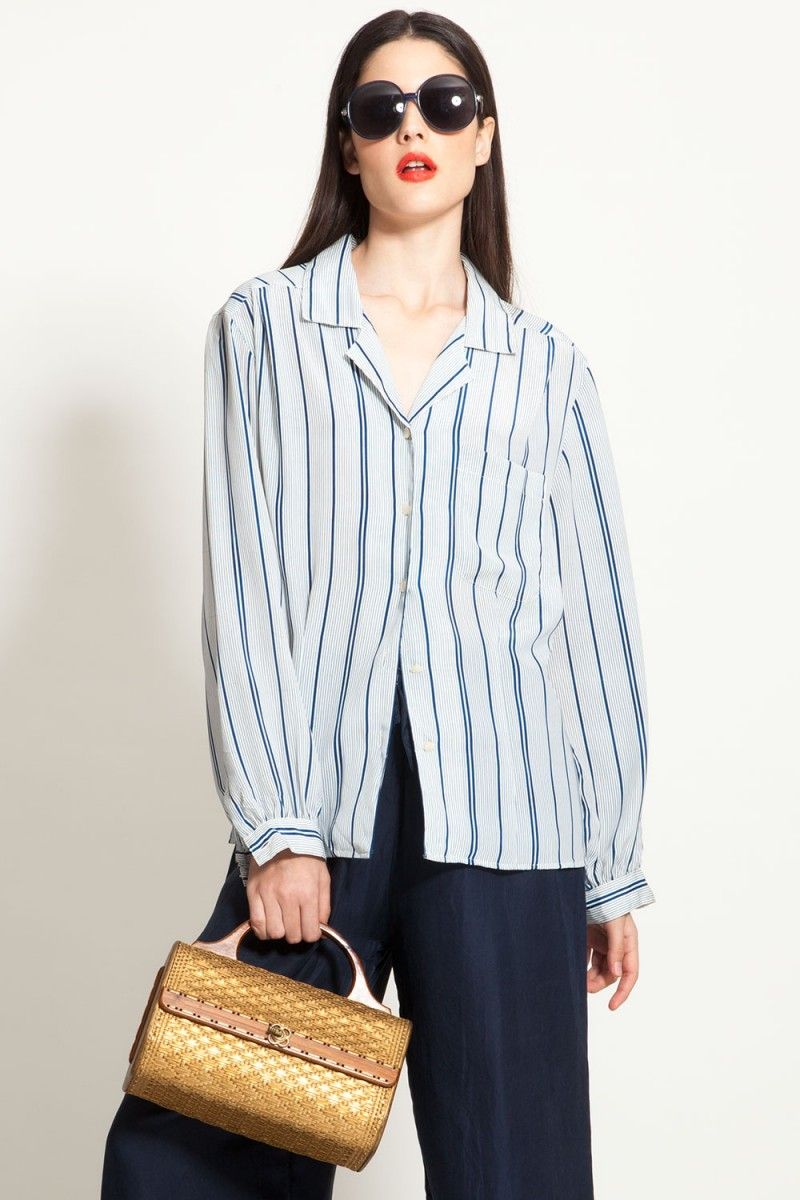 Camisa Vintage Conforto Chic