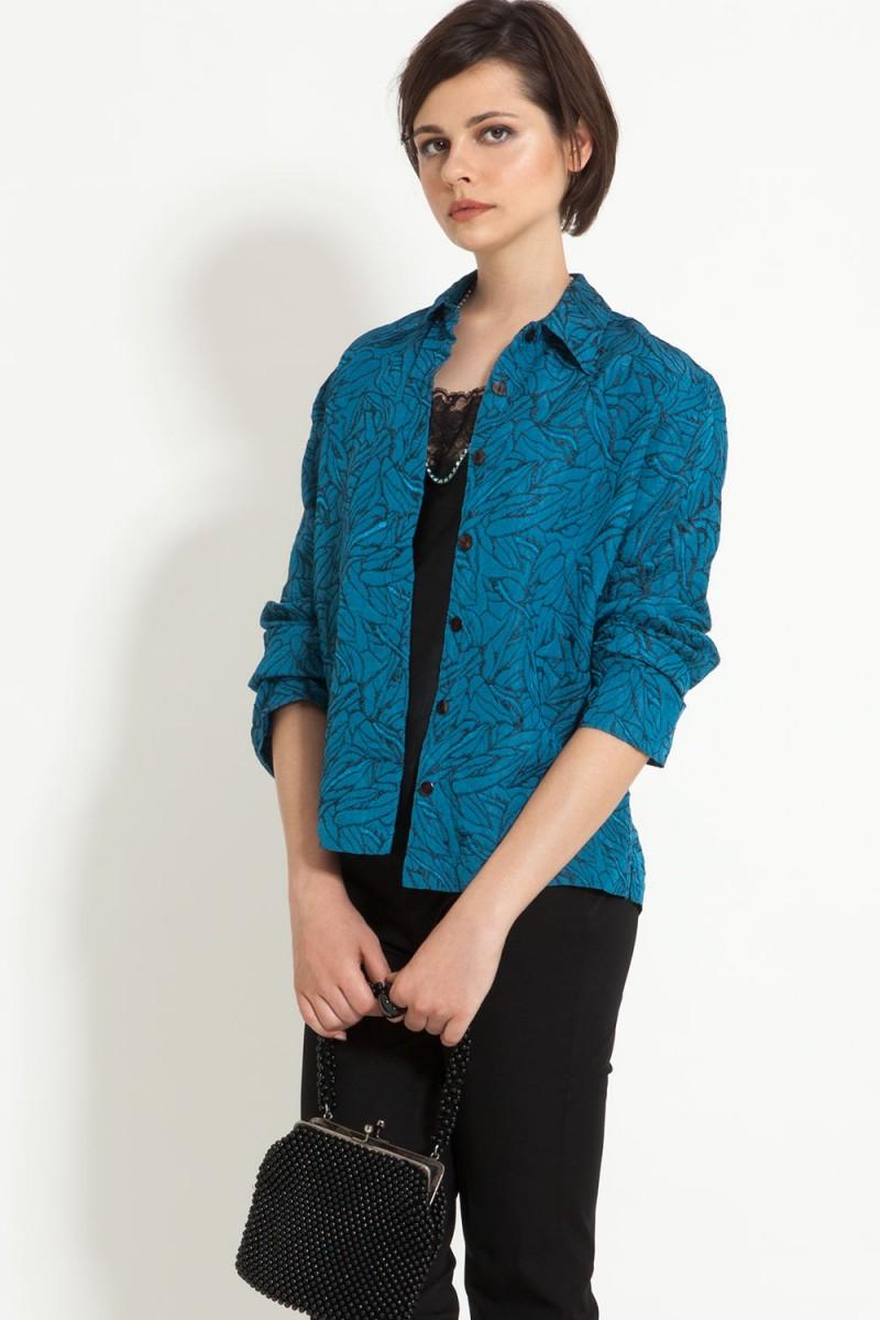 Camisa Vintage My Blue