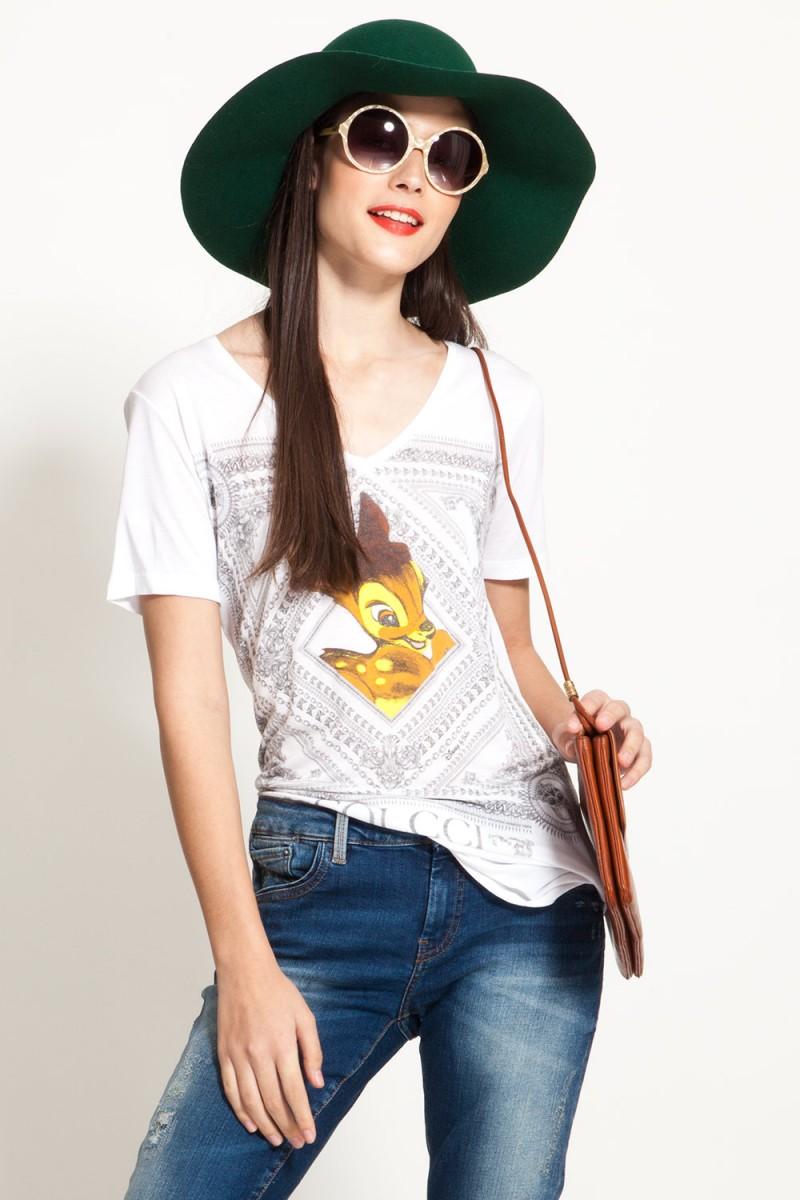 Camiseta Bambi COLCCI