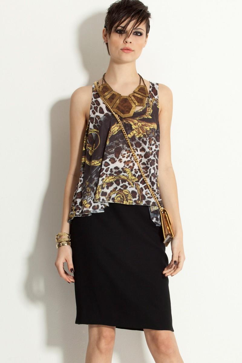Regata Leopard Chic TRITON
