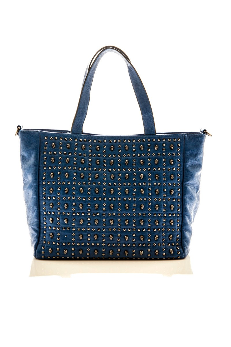 Bolsa Punk and Blue