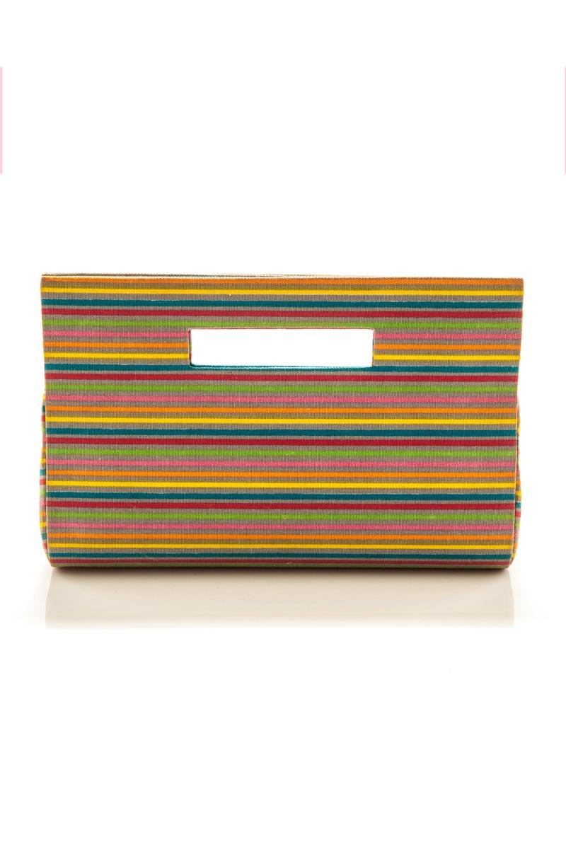 Bolsa Rainbow Retrô