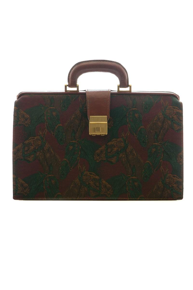 Bolsa Vintage Chevaux (VENDIDA)