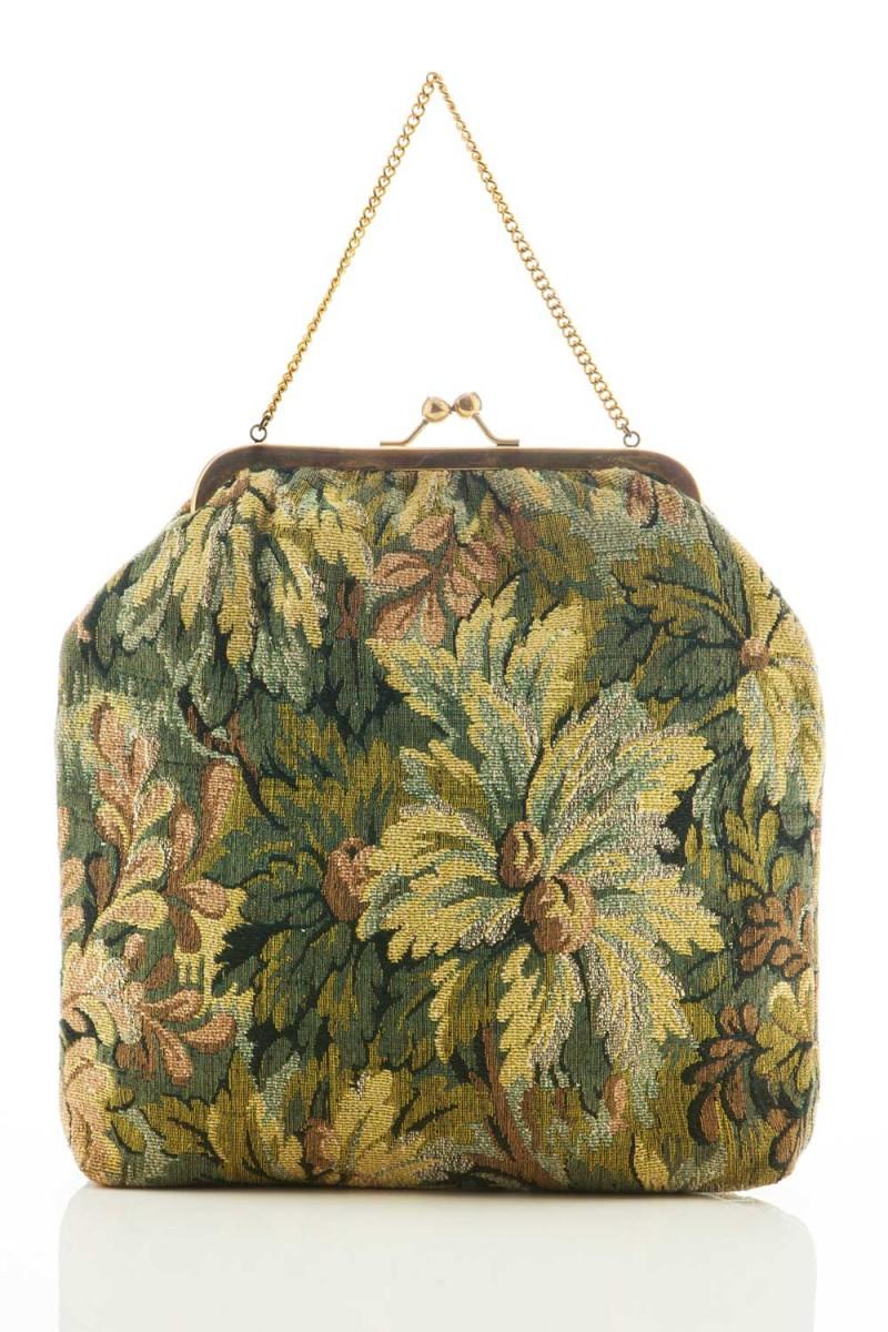 Bolsa Vintage Fleur
