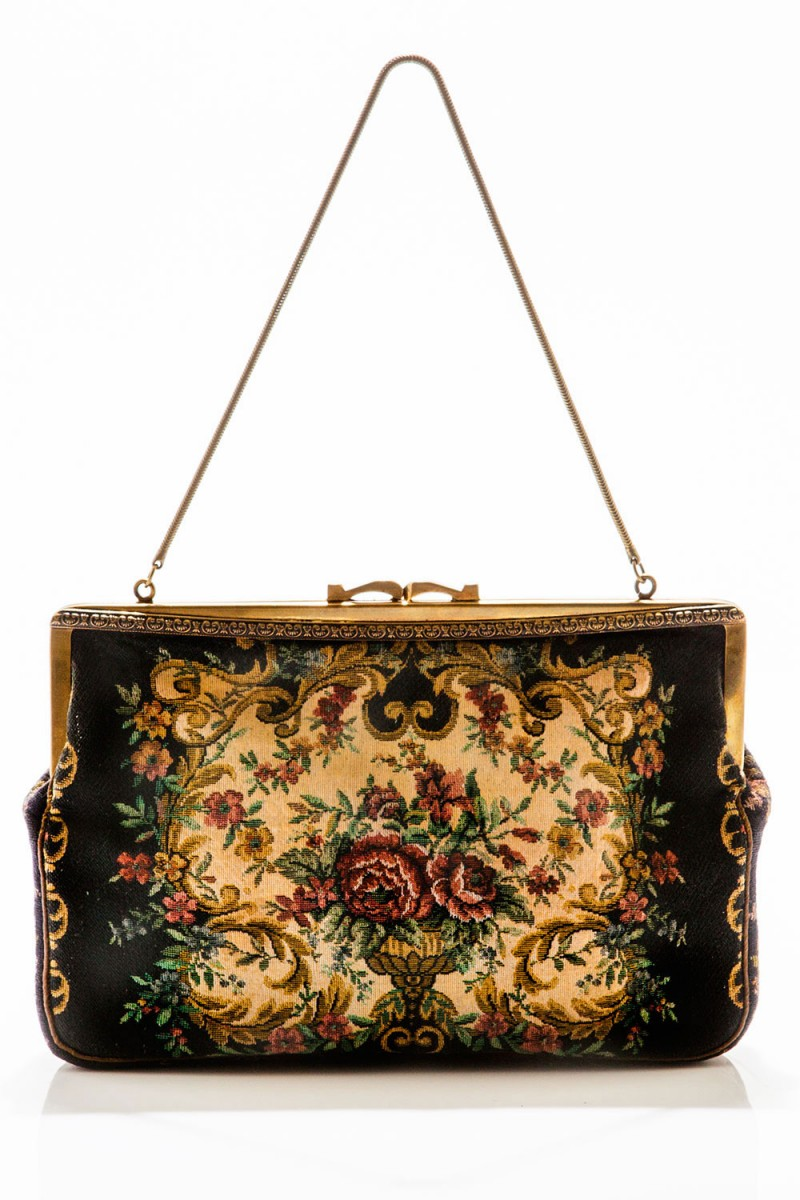 Bolsa Vintage French Style (VENDIDA)