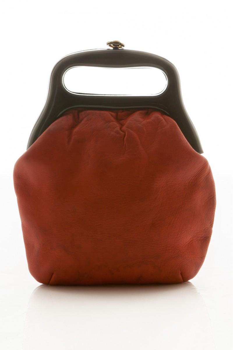 Bolsa Vintage Red Sixties