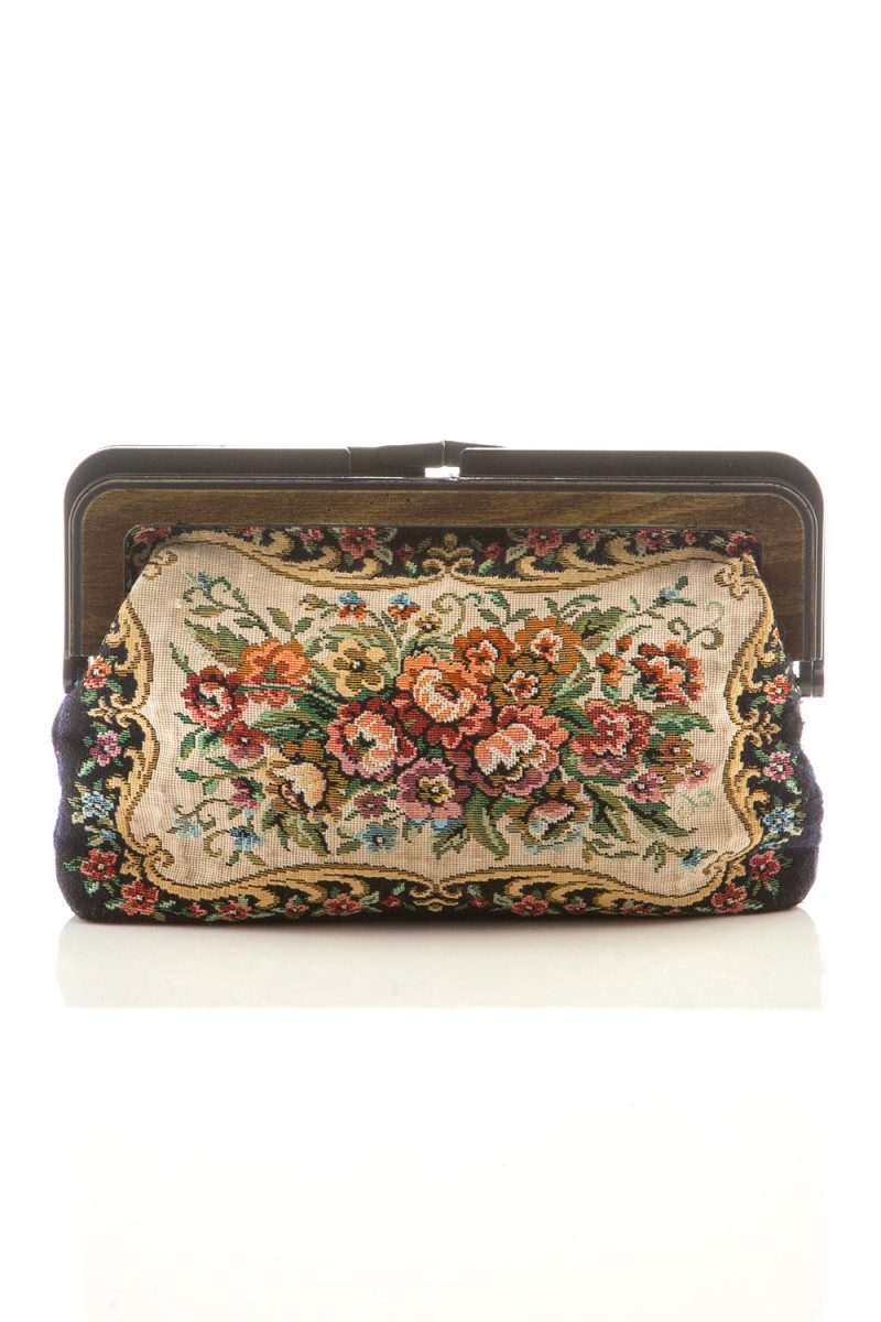 Clutch Vintage Antique