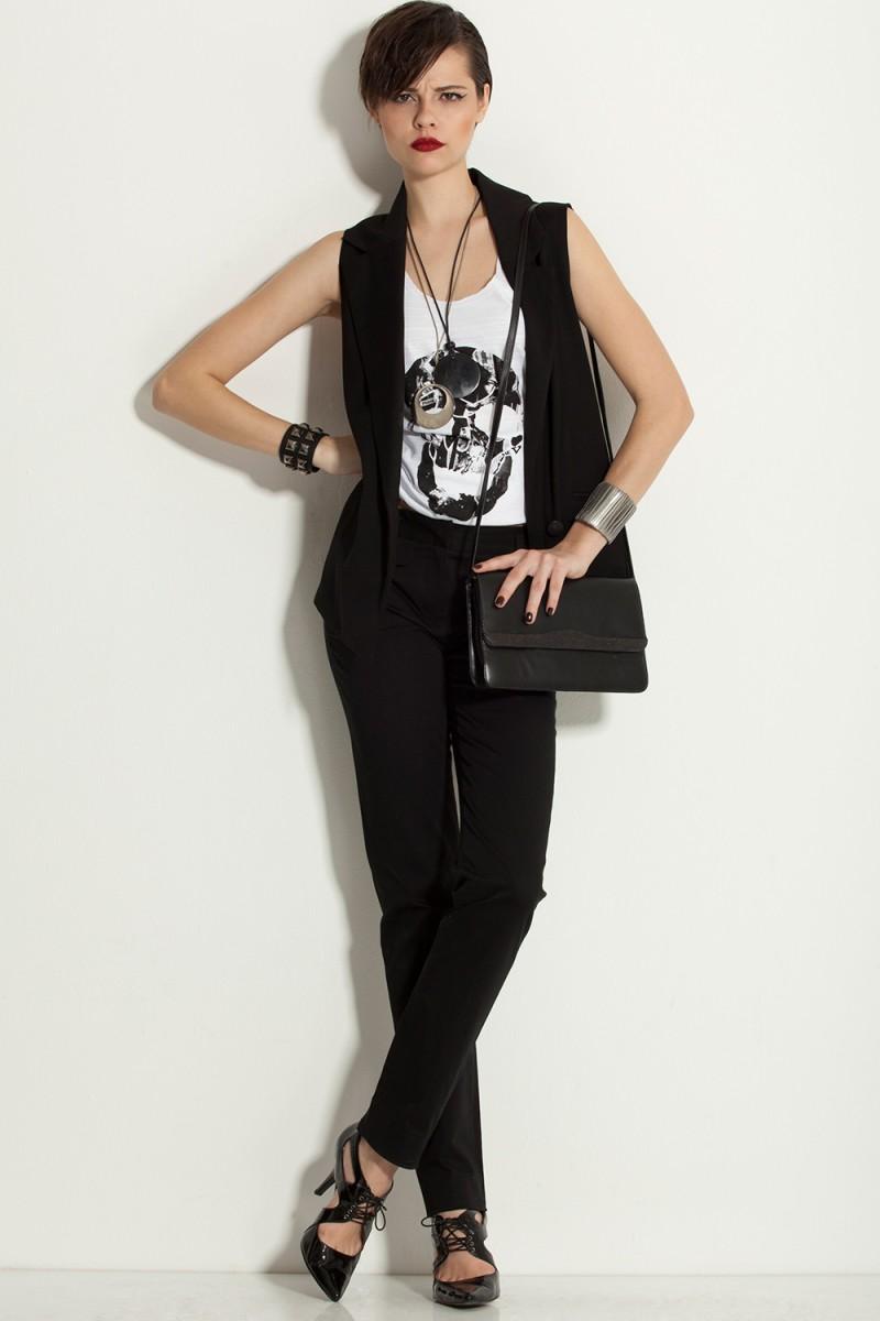 Calça Black Basic D&G