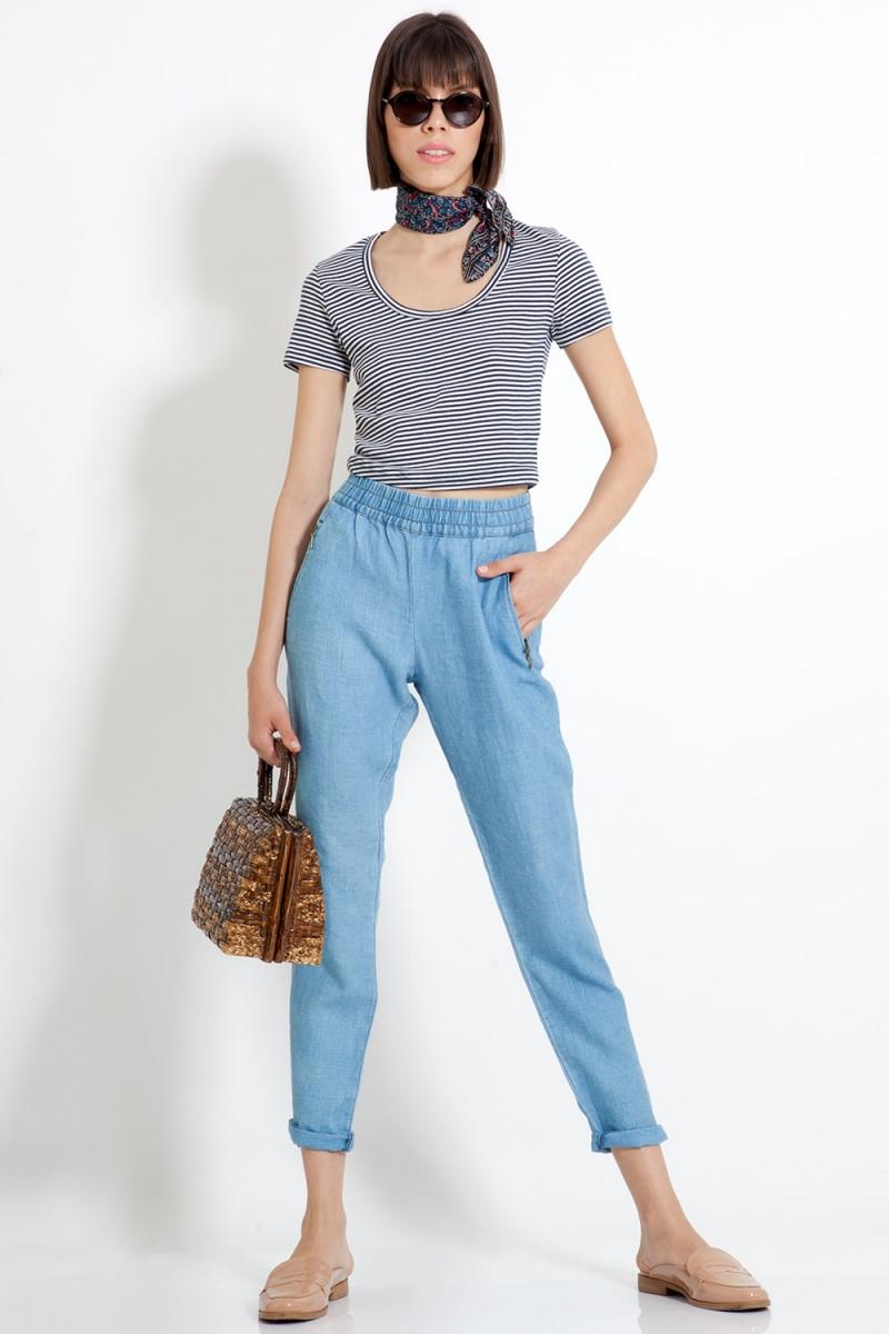 Calça Soft Jeans ZARA
