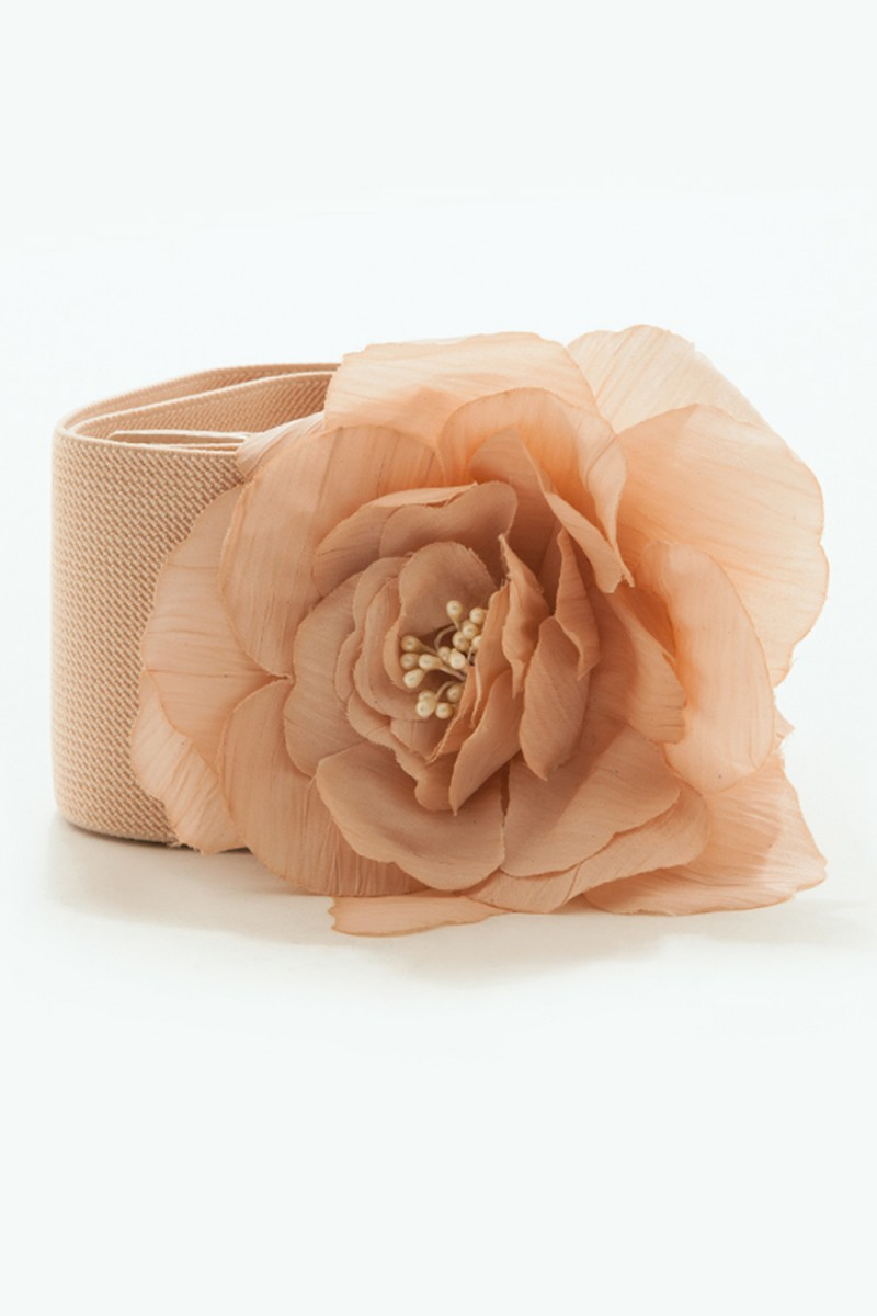 Cinto Vintage Rosa Claro