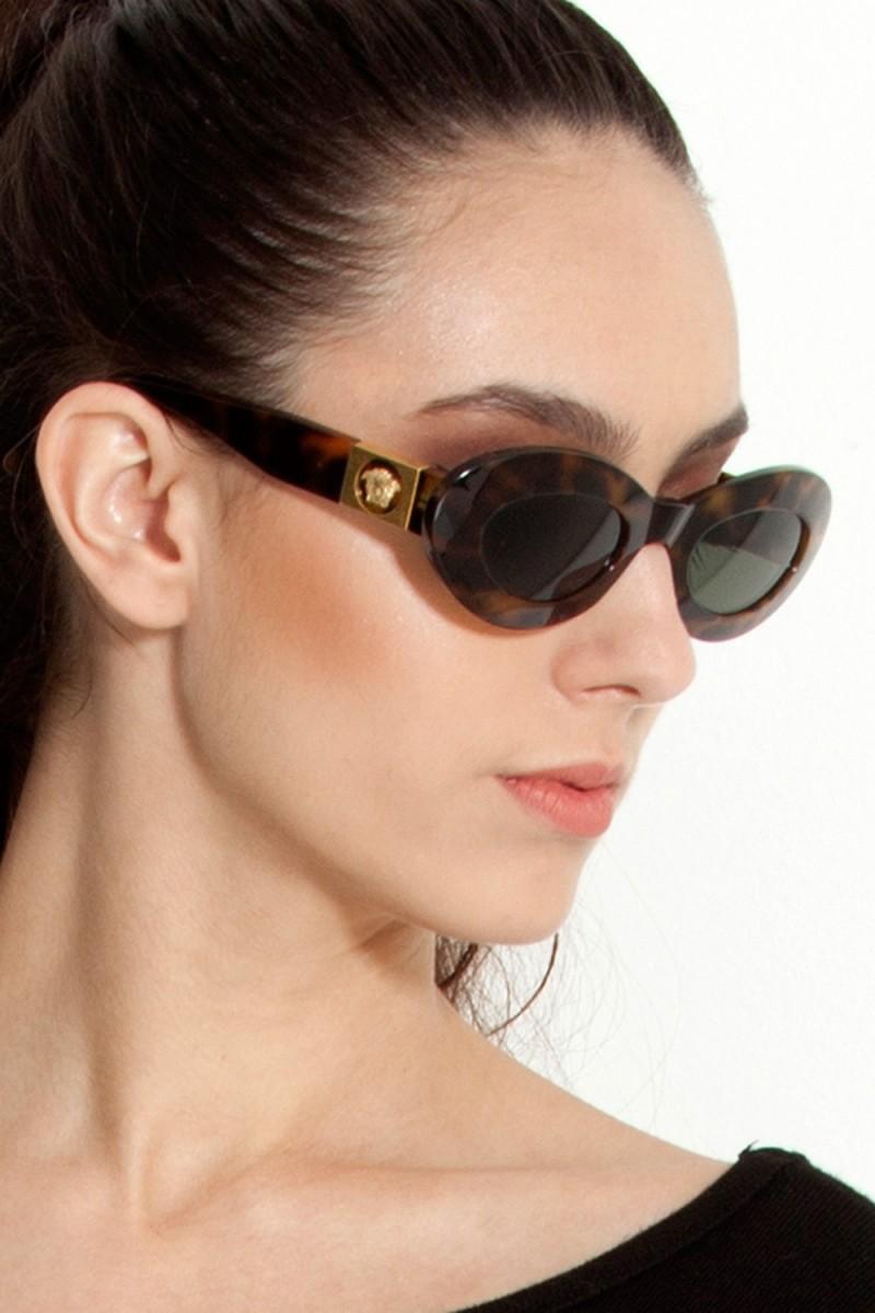 Óculos Vintage GIANNI VERSACE (VENDIDO)