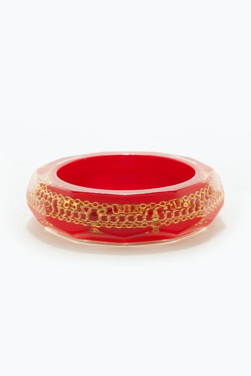 Pulseira Vintage Red Fun