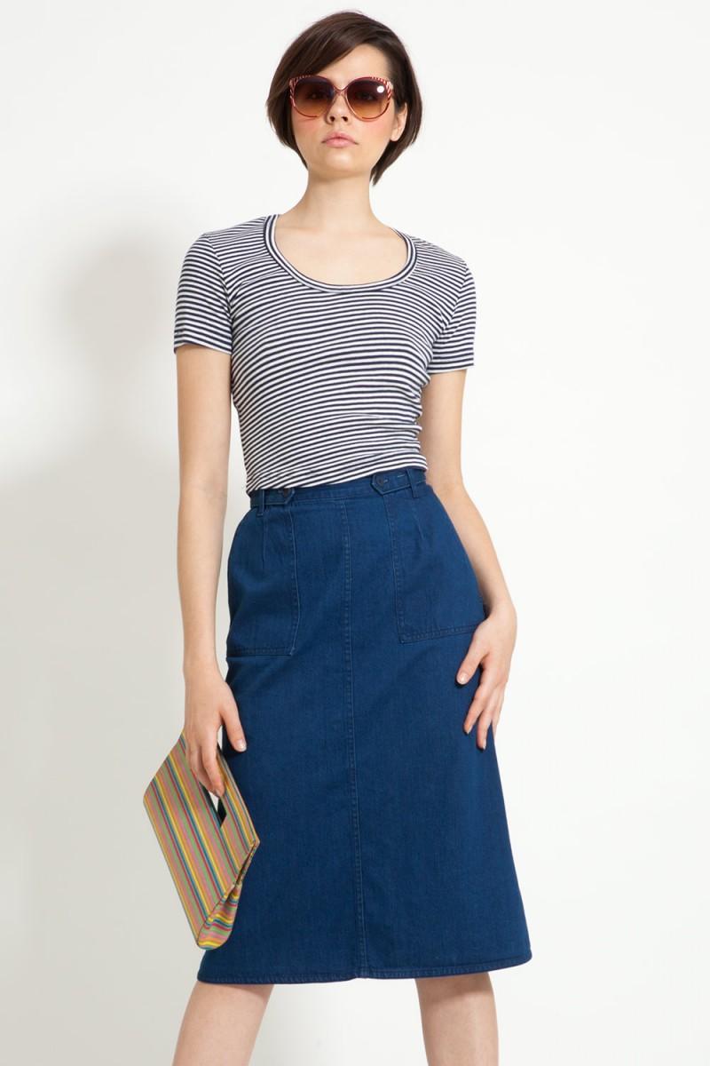 Saia Blue Jeans ZARA