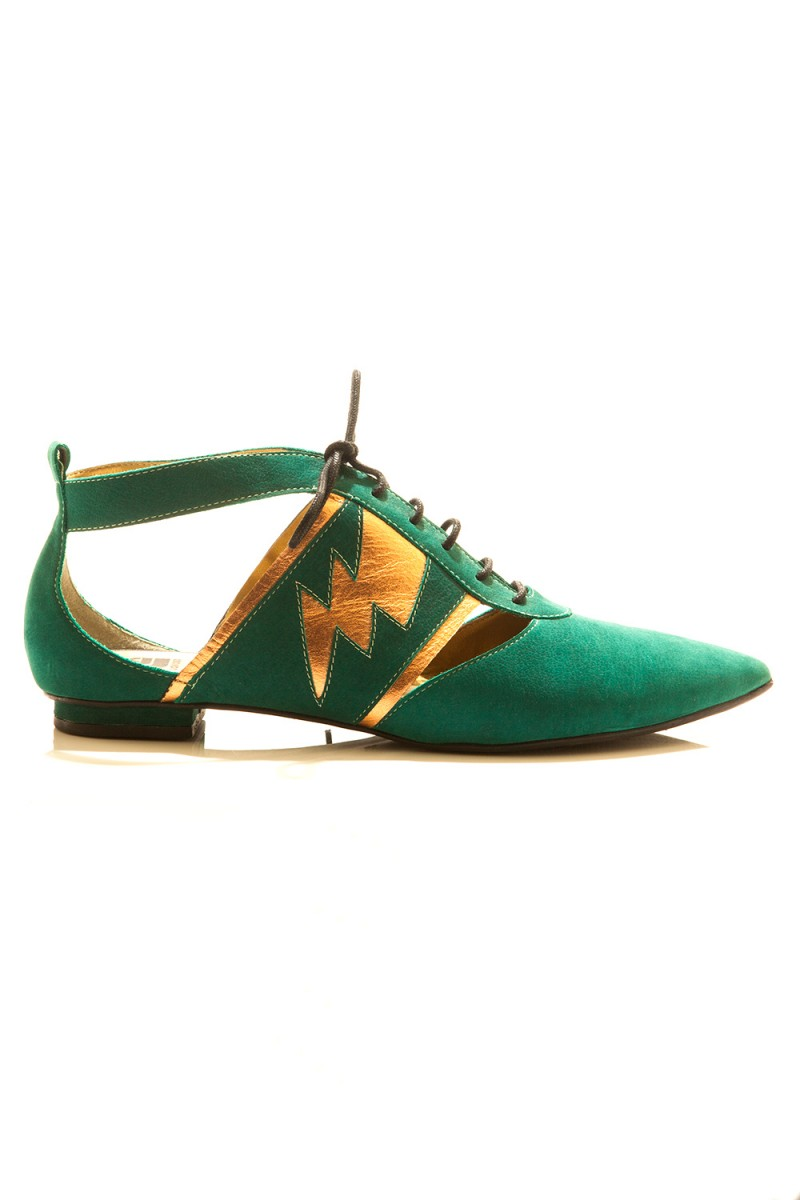 Sapato Bowie LOULOUX