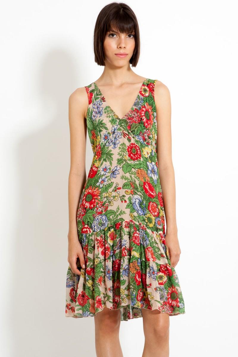 Vestido Floral Chic FILLITY