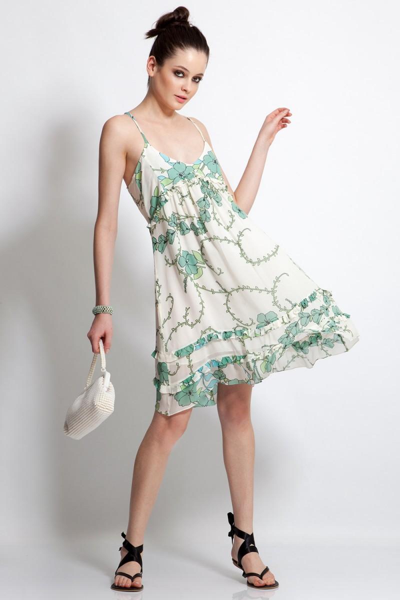 Vestido Flourish DASLU