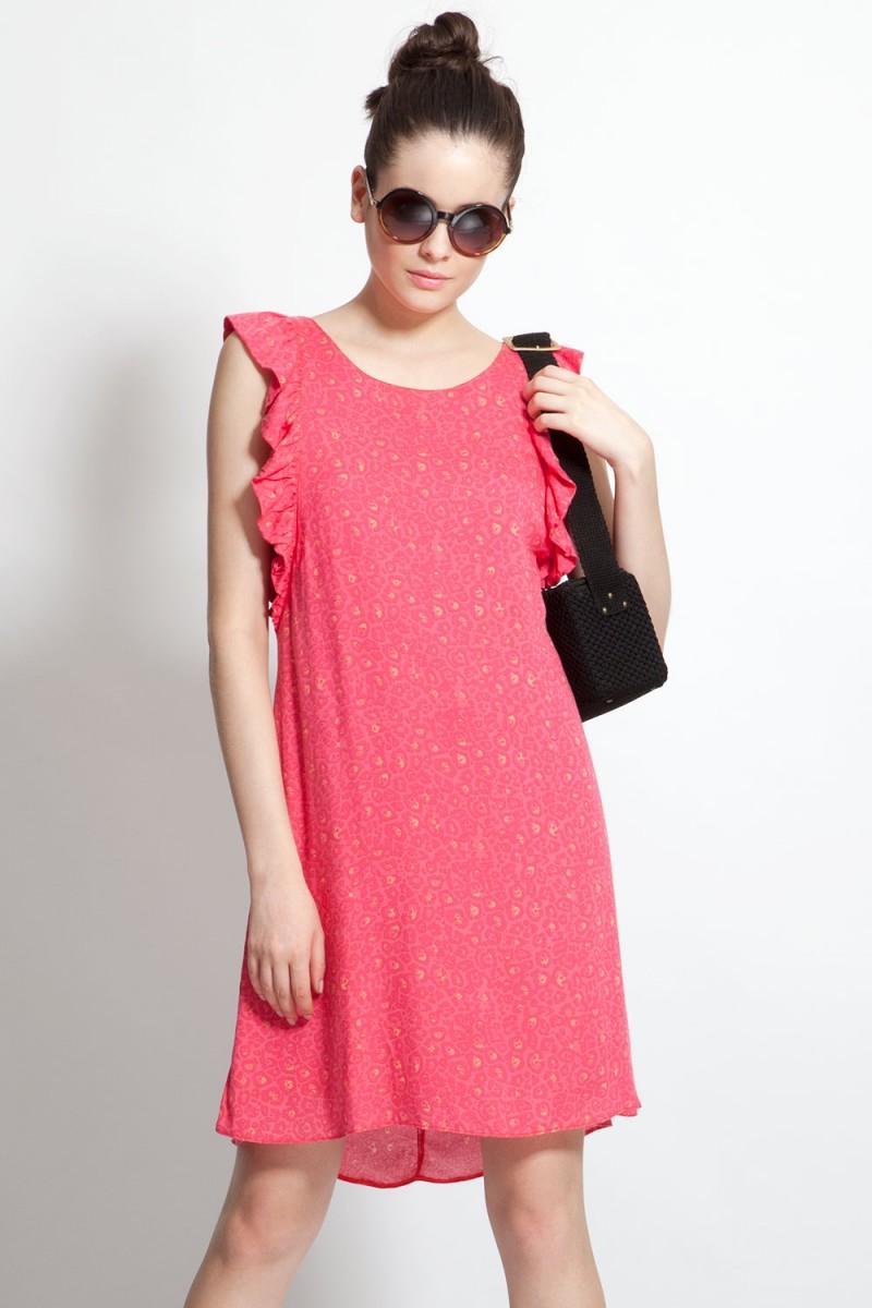 Vestido Leve Love