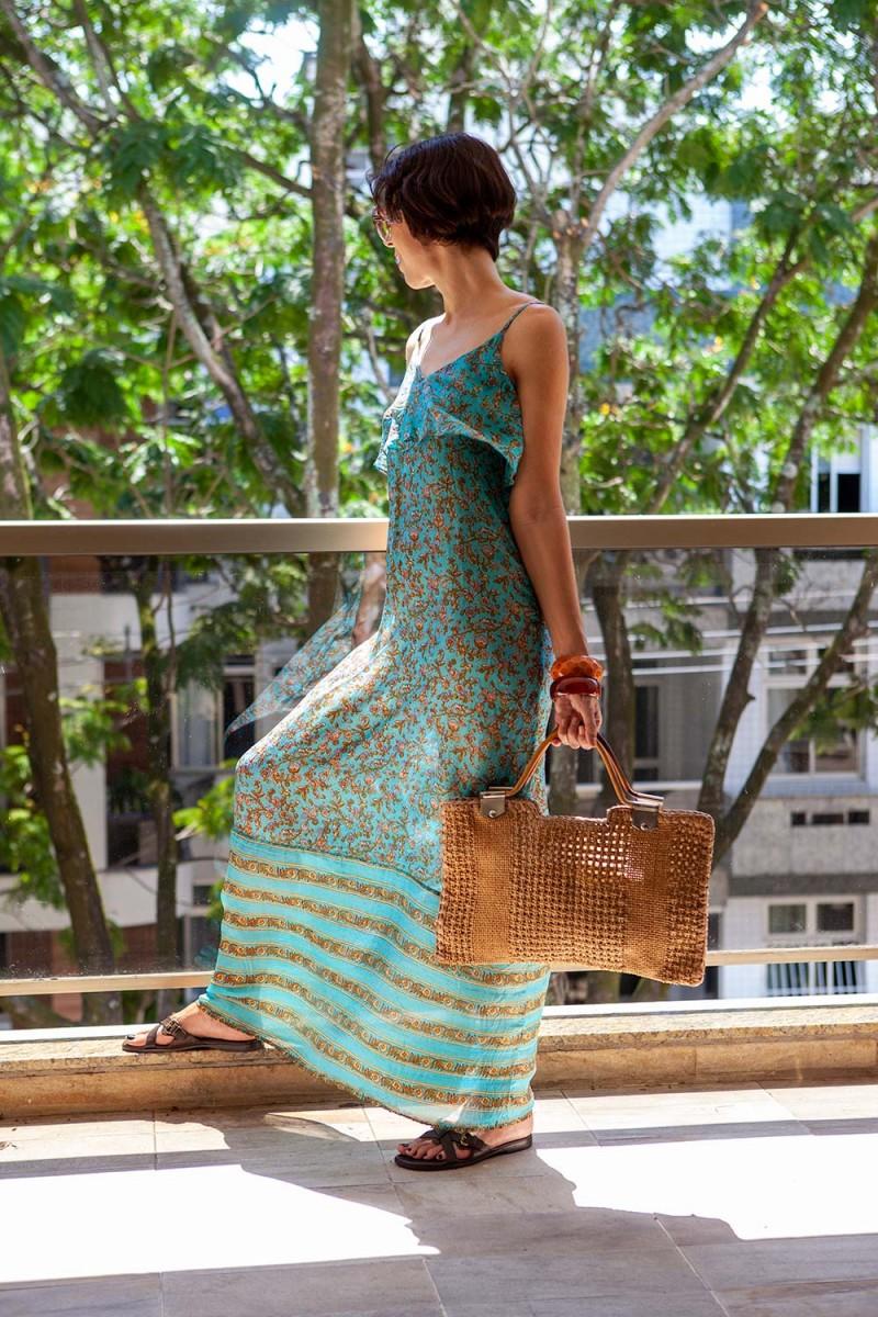 Vestido Leveza Pura