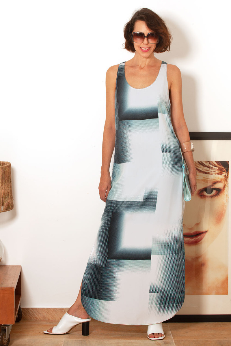 Vestido Lux CALVIN KLEIN JEANS