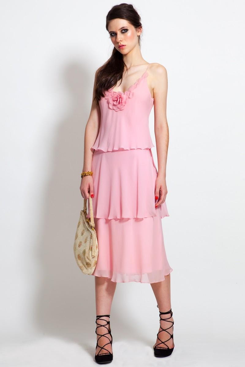 Vestido Miss Rose