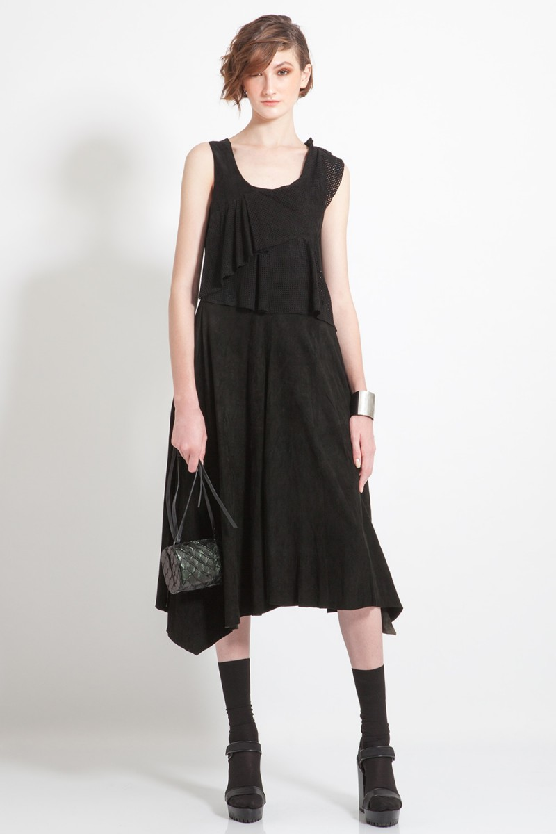 Vestido Noir REINALDO LOURENÇO