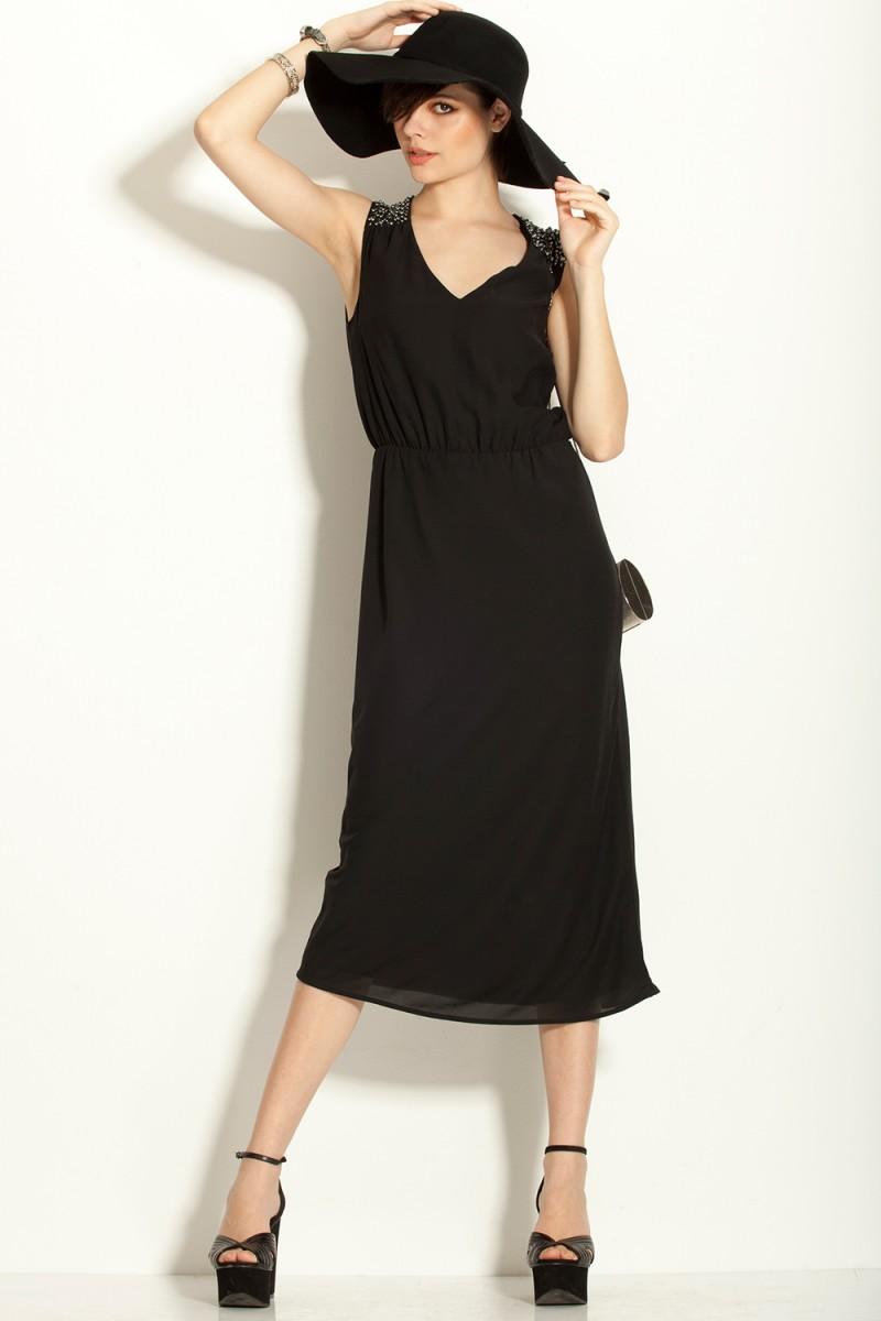 Vestido Pérola Negra