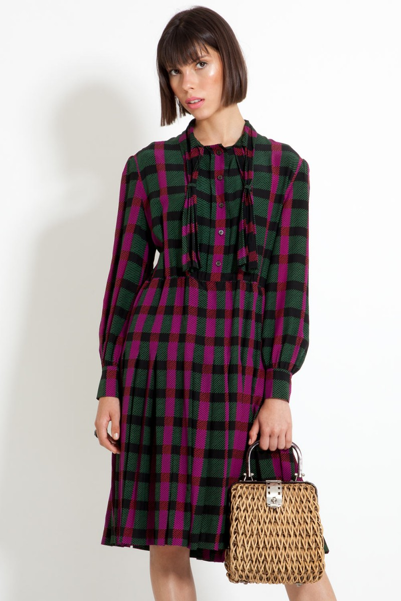 Vestido Vintage BALENCIAGA (VENDIDO)