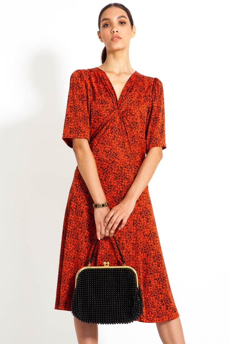 Vestido Vintage Carmen