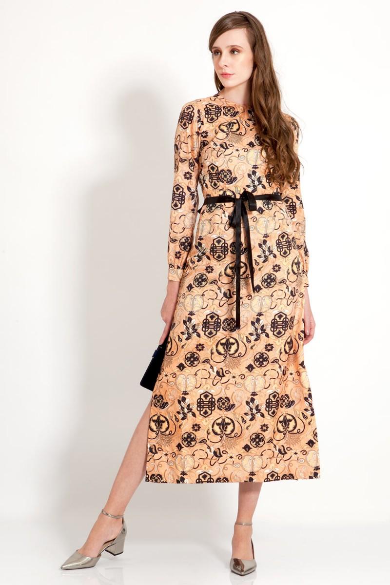 Vestido Vintage Sixties
