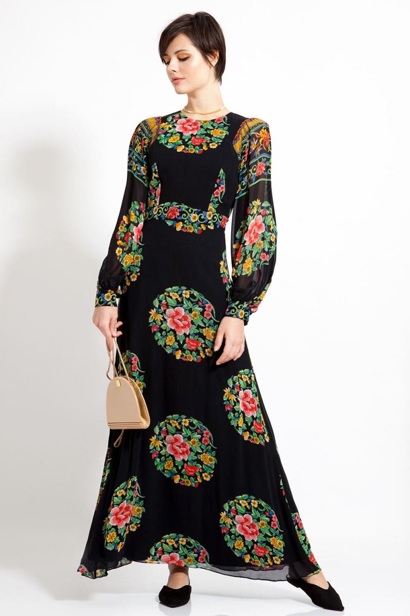 Vestido Vintage Superchic