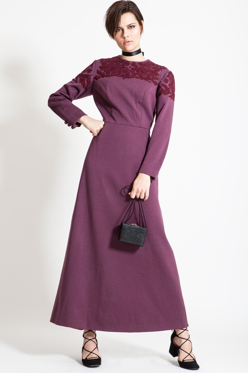 Vestido Vintage Vitória