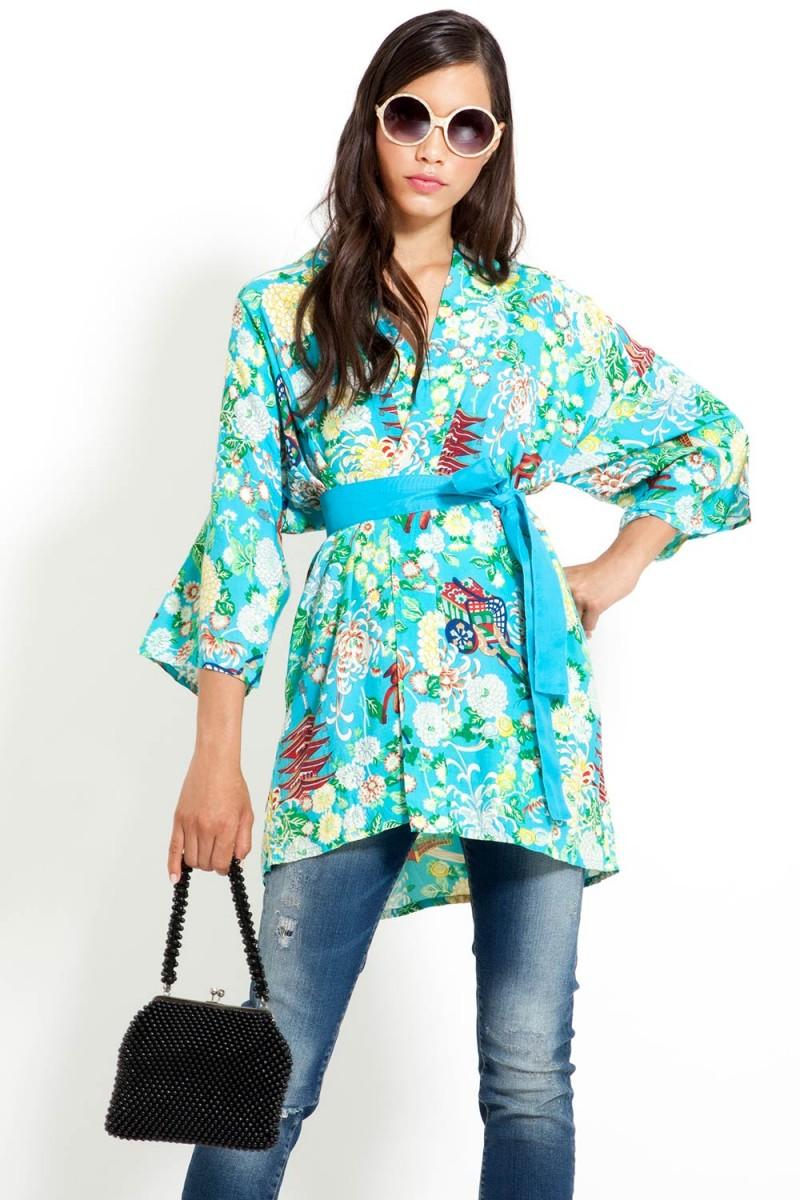 Quimono Vintage Japan